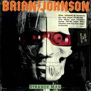 Click here for more info about 'Brian Johnson - Strange Man - Sealed'