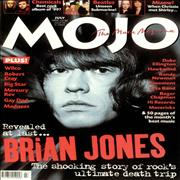 Click here for more info about 'Brian Jones - Mojo - Issue 68'