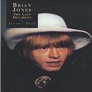 Click here for more info about 'Brian Jones - The Last Decadent'