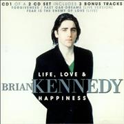 Click here for more info about 'Brian Kennedy - Life, Love & Happiness - Part 1 & 2'