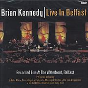 Click here for more info about 'Brian Kennedy - Live In Belfast'