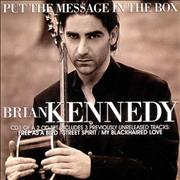 Click here for more info about 'Brian Kennedy - Put The Message In The Box'