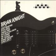 Click here for more info about 'Brian Knight - A Dark Horse'