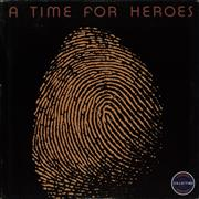 Click here for more info about 'Brian May - A Time For Heroes - EX'