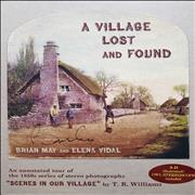 Click here for more info about 'Brian May - A Village Lost and Found - Autographed'