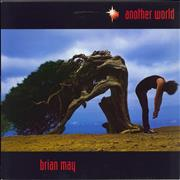 Click here for more info about 'Brian May - Another World - EX'