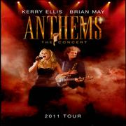 Click here for more info about 'Brian May - Anthems The Concert'