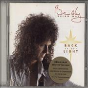 Click here for more info about 'Brian May - Back To The Light - Gold'