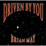 Click here for more info about 'Brian May - Driven By You - Matt Sleeve'