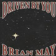 Click here for more info about 'Brian May - Driven By You'