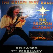 Click here for more info about 'Brian May - Live At The Brixton Academy'