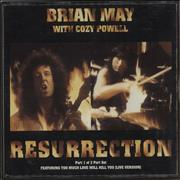 Click here for more info about 'Brian May - Resurrection'