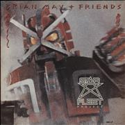 Brian May Starfleet Project - VG/EX UK vinyl LP