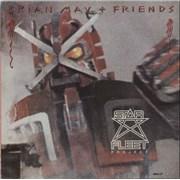 Brian May Starfleet Project UK vinyl LP