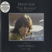 Click here for more info about 'Brian May - The Business'