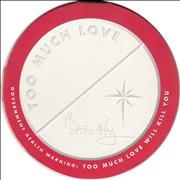 Click here for more info about 'Too Much Love - 2nd Cd'