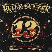 Click here for more info about 'Brian Setzer - 13 Thirteen'
