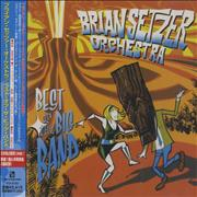 Click here for more info about 'Brian Setzer - Best Of The Big Band'