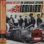 Click here for more info about 'Brian Setzer - Ignition'