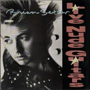Click here for more info about 'Brian Setzer - Live Nude Guitars'