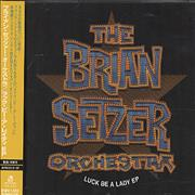 Click here for more info about 'Brian Setzer - Luck Be A Lady EP'