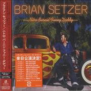 Click here for more info about 'Brian Setzer - Nitro Burnin' Funny Daddy - Sealed'