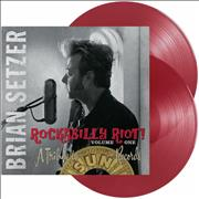 Click here for more info about 'Brian Setzer - Rockabilly Riot! Volume One - Red Vinyl - Sealed'