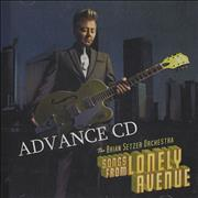 Click here for more info about 'Brian Setzer - Songs From Lonely Avenue'