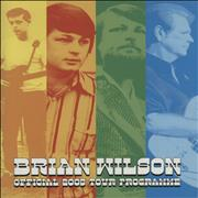Click here for more info about 'Brian Wilson - 2005 Tour + Ticket Stub & Flyer'