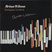 Click here for more info about 'Brian Wilson Reimagines Gershwin - Autographed'