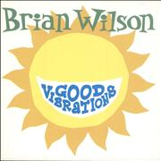 Click here for more info about 'Brian Wilson - Good Vibrations'