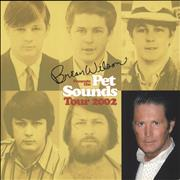Click here for more info about 'Brian Wilson - Pet Sounds - Tour Programme'