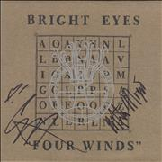 Click here for more info about 'Four Winds - Autographed'