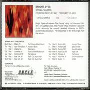 Click here for more info about 'Bright Eyes - Shell Games'