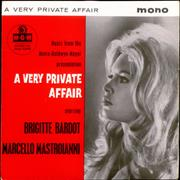 Click here for more info about 'Brigitte Bardot - A Very Private Affair EP'