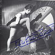 Click here for more info about 'Brigitte Bardot - Autographed Picture'