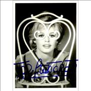 Click here for more info about 'Brigitte Bardot - Autographed Postcard'
