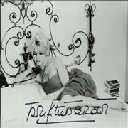 Click here for more info about 'Brigitte Bardot - Autographed Promotional Photograph'