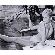 Click here for more info about 'Brigitte Bardot - Autographed Publicity Photo - Bikini'