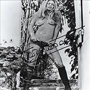 Click here for more info about 'Brigitte Bardot - Autographed Publicity Photograph - Topless'