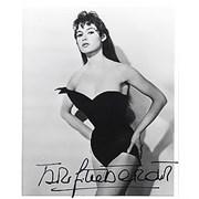 Click here for more info about 'Brigitte Bardot - Autographed Publicity Photograph - 3/4 shot'