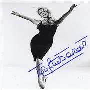 Click here for more info about 'Brigitte Bardot - Autographed Publicity Photograph - full body'