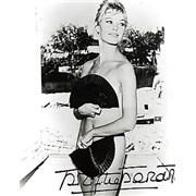 Click here for more info about 'Brigitte Bardot - Autographed Publicity Photograph'