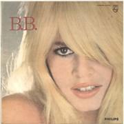 Brigitte Bardot B.B. France vinyl LP