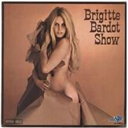Brigitte Bardot Brigitte Bardot Show France vinyl LP