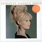 Brigitte Bardot Brigitte Bardot Sings Russia vinyl LP