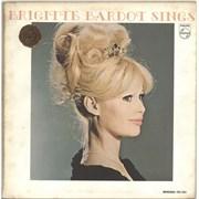 Brigitte Bardot Brigitte Bardot Sings USA vinyl LP