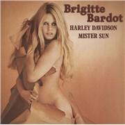 Brigitte Bardot Brigitte Bardot France vinyl LP