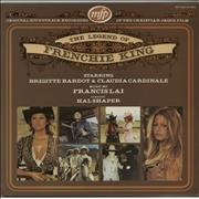 Brigitte Bardot The Legend Of Frenchie King UK vinyl LP