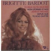 Click here for more info about 'Brigitte Bardot - Tu Veux Ou Tu Veux Pas'